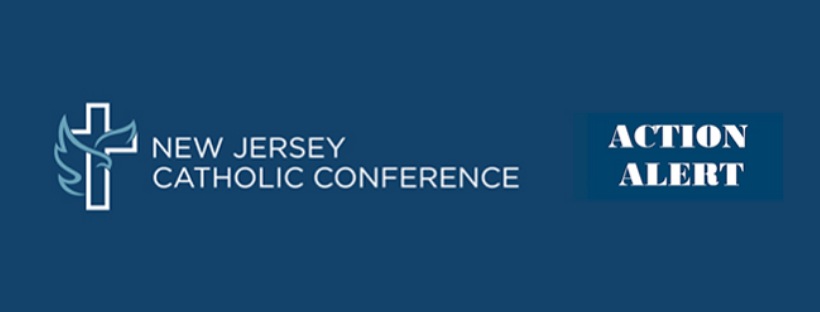 ACTION ALERT from the New Jersey Catholic Conference regarding the Aid in Dying Bill