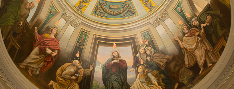 The Diocese of Trenton's Catholic Charismatic Renewal will host its annual Pentecost Rally, slated for June 8 in Mary, Mother of God Church, Middletown.