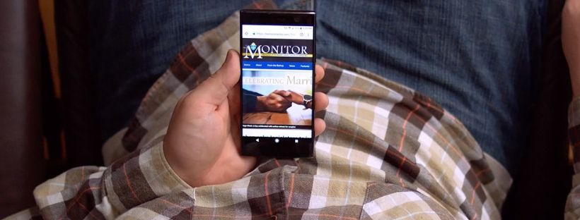 The Monitor announces new publishing format; Two diocesan students win national art awards