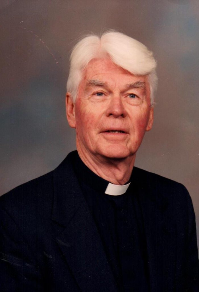 A Mass of Christian Burial will be celebrated Aug. 31 at 11 a.m. in St. Jerome Church, West Long Branch, for Father Robert Alfred Pearson, a priest of the Diocese who died Aug. 28. He was 92.