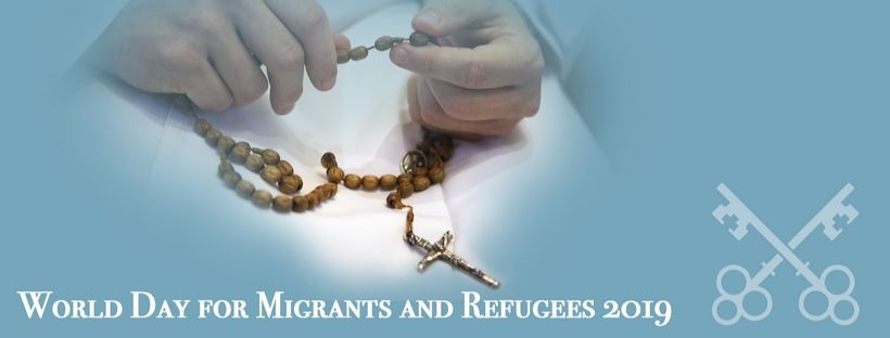 For the annual World Day of Migrants and Refugees (Sept. 29), Bishop David M. O'Connell, C.M., shares with the Diocese the 2019 Message of Our Holy Father Pope Francis: