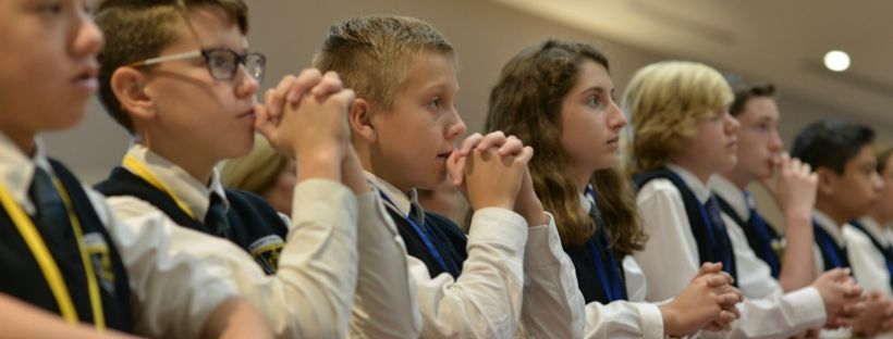 Catholic Schools Mass to be livestreamed, Annual High School Showcase published