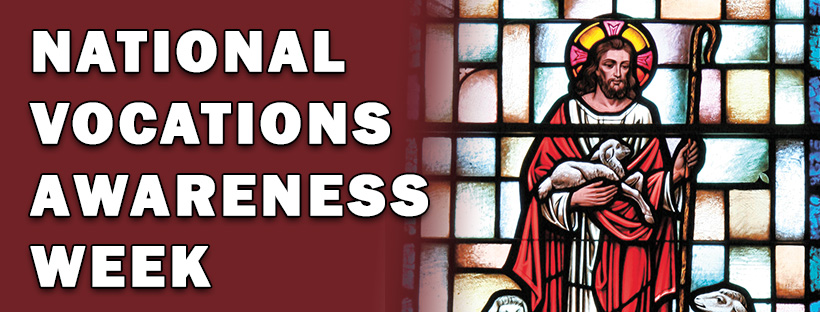 The Diocese of Trenton will join its counterparts across the United States in recognizing National Vocations Awareness Week, Nov. 3-9.
