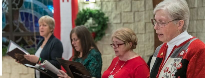 Bishop shares Christmas message; Chancery announces Christmas and New Year's schedules; prayers for the deceased Deacon Neil Pirozzi