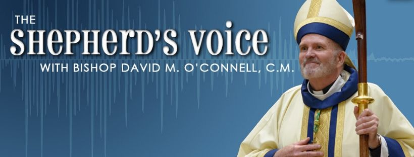 Bishop shares reflection on the Baptism of the Lord, records monthly radio show; Faithful urged to contact Governor on religious freedom bill