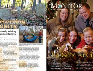 Staff begins modified Chancery schedule; School leaders plan for September, The Monitor Magazine earns journalism awards
