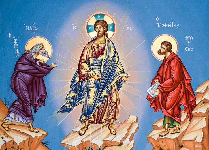 'This is my beloved Son: Listen to Him': a reflection for the Feast of the Transfiguration