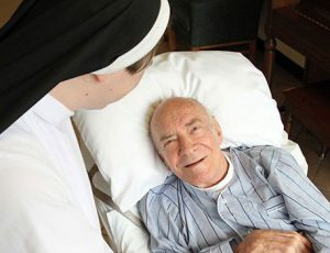 Bishop O'Connell stresses importance of Church's stance on palliative care