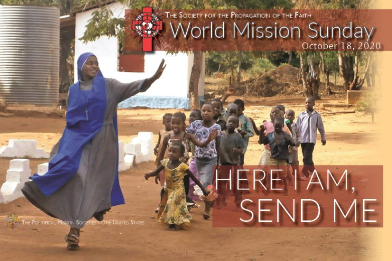 Bishop asks for generous response on World Mission Sunday  |  Divine Word Missionaries mark 125th anniversary