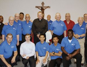 Bishop thanks Divine Word Missionaries at 125th Anniversary Mass
