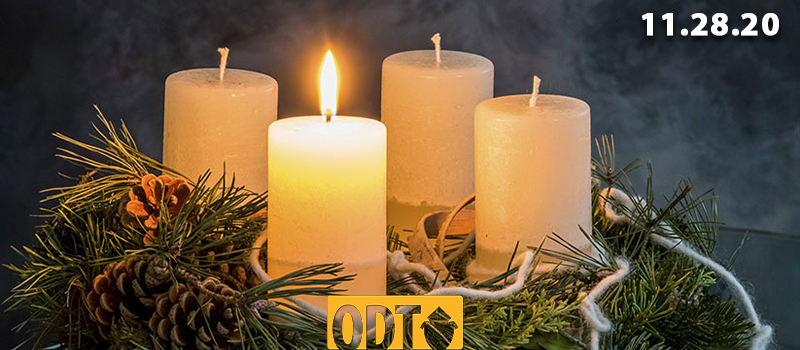 Embracing the spiritual opportunities of Advent