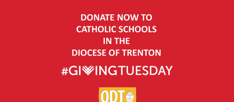 Support Catholic Schools tomorrow on Giving Tuesday