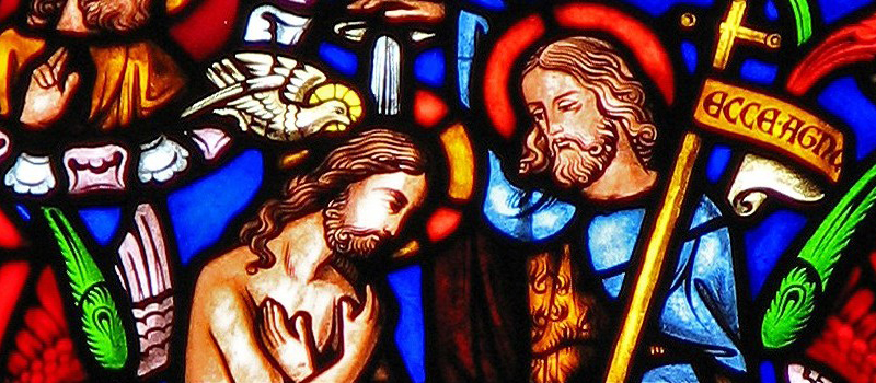 A message from Bishop O'Connell on The Feast of the Baptism of the Lord