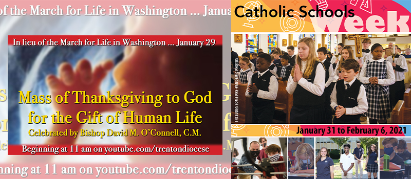 Month of pro-life efforts conclude with Mass • Catholic Schools Week set to begin
