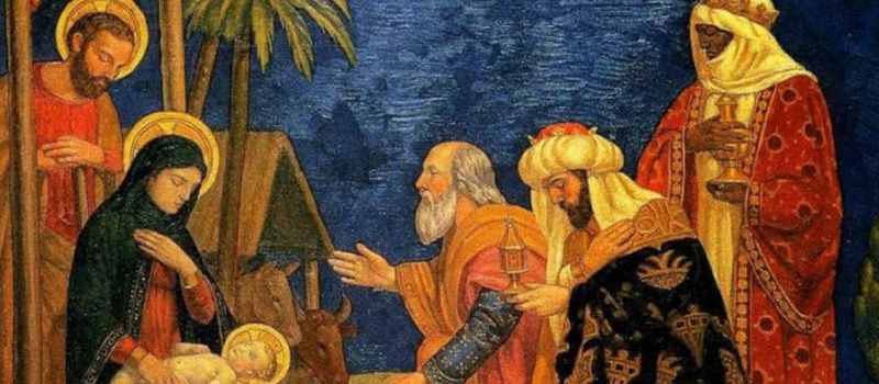 A message from Bishop O'Connell on The Solemnity of the Epiphany