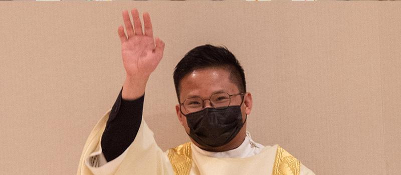 Priest Ordination set for June 5 • Discernment BBQ