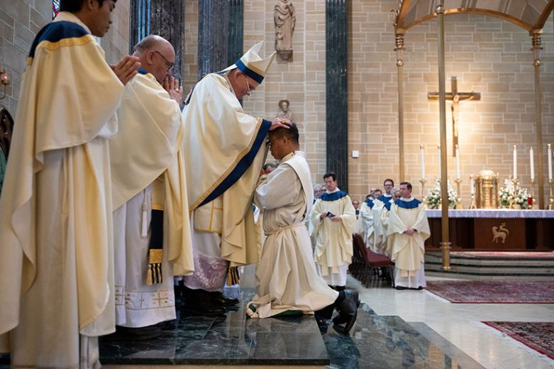 Father Rjoy Ballacillo ordained to the priesthood • A note of thanks