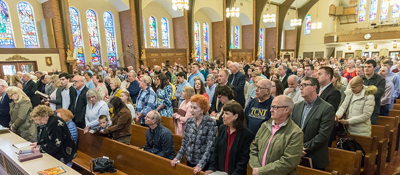With joyful hearts, we return • Clergy appointments