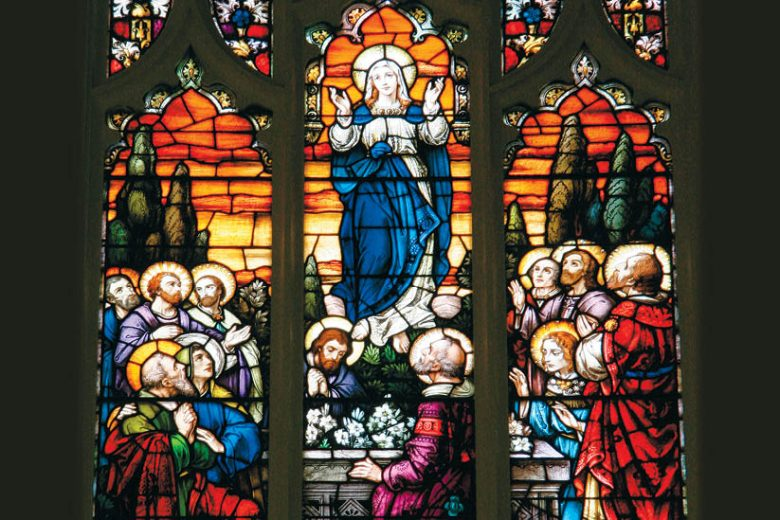 Commemorating the Feast of Mary, Queen of the Assumption • Clergy Appointments